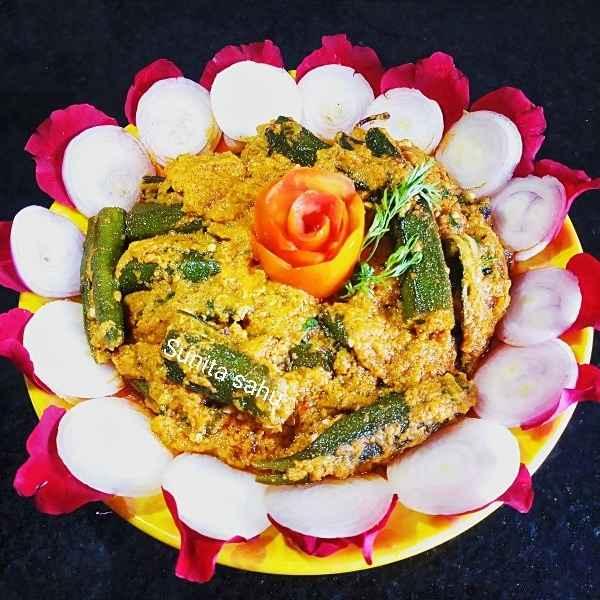 How to make Bhindi Masala(Okra Masala)