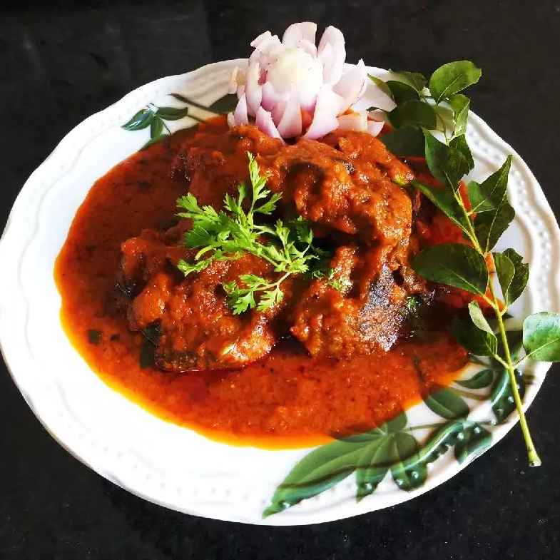 Photo of Andhra Style Catfish Curry by Sunita Sahu at BetterButter