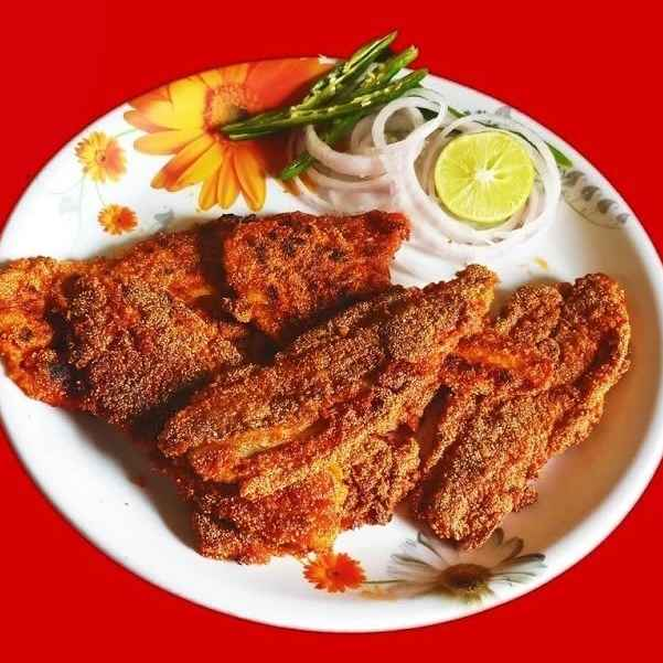 How to make Bombil (Bombay Duck) Fish Fry