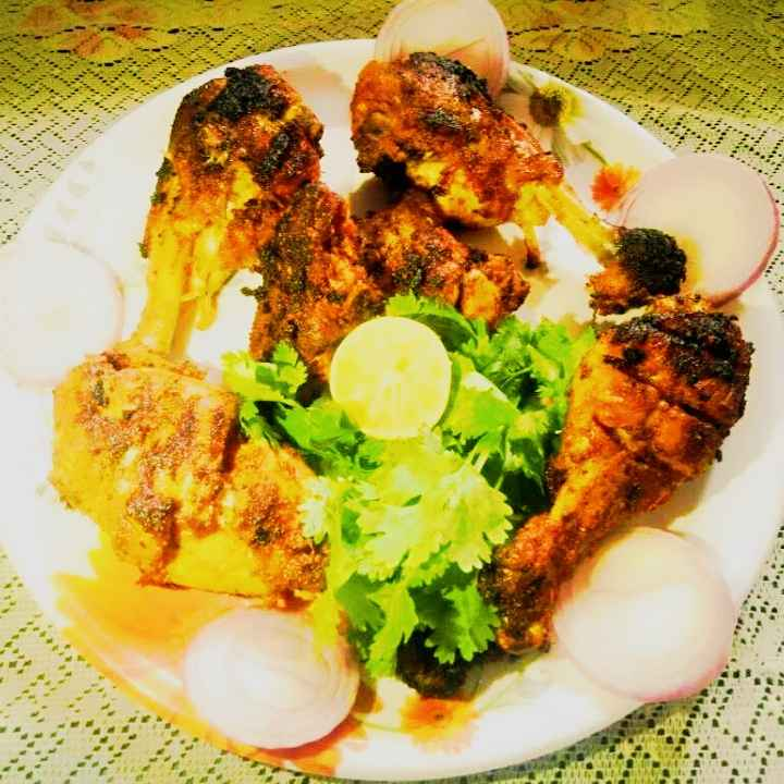 Photo of Tandoori Chicken Without Oven by Sunita Sahu at BetterButter