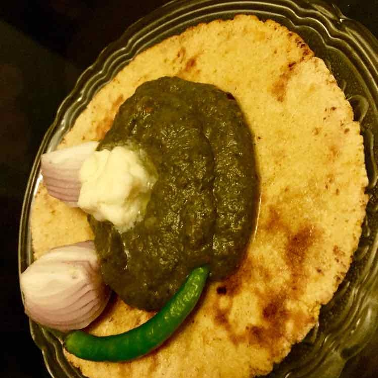 How to make Sarson ka Saag and Makki Roti