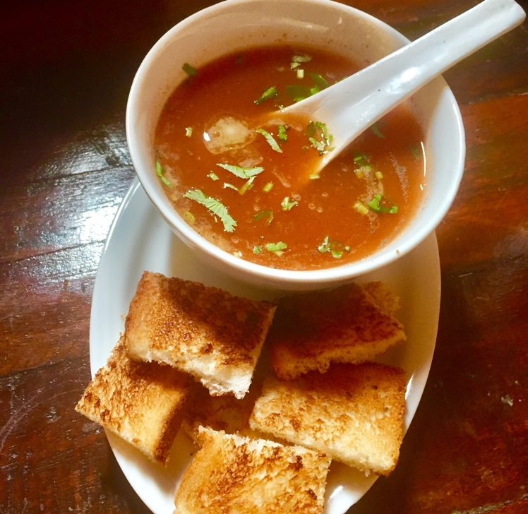 Photo of tomato and carrot soup by Sunita Sharma at BetterButter