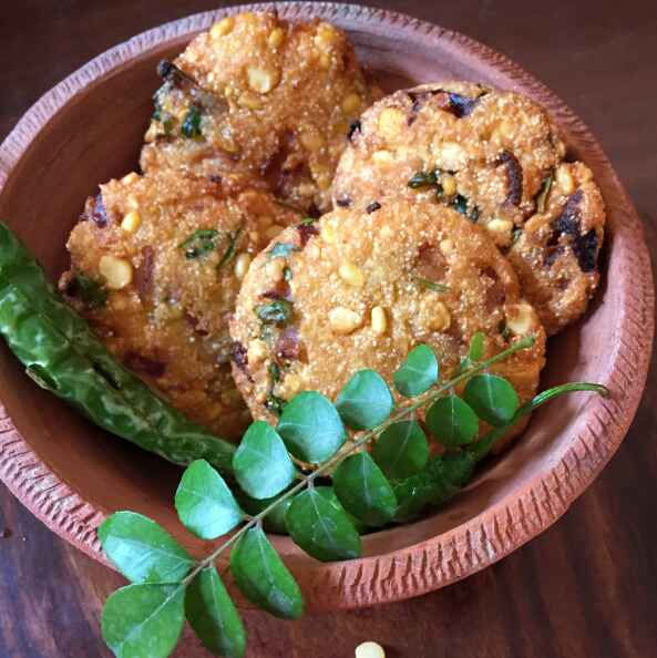 How to make Mixed Daal Vade
