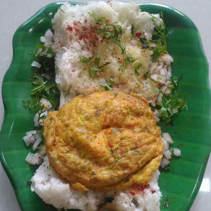 Photo of karandi omlete paav by supriya padave (krupa rane) at BetterButter