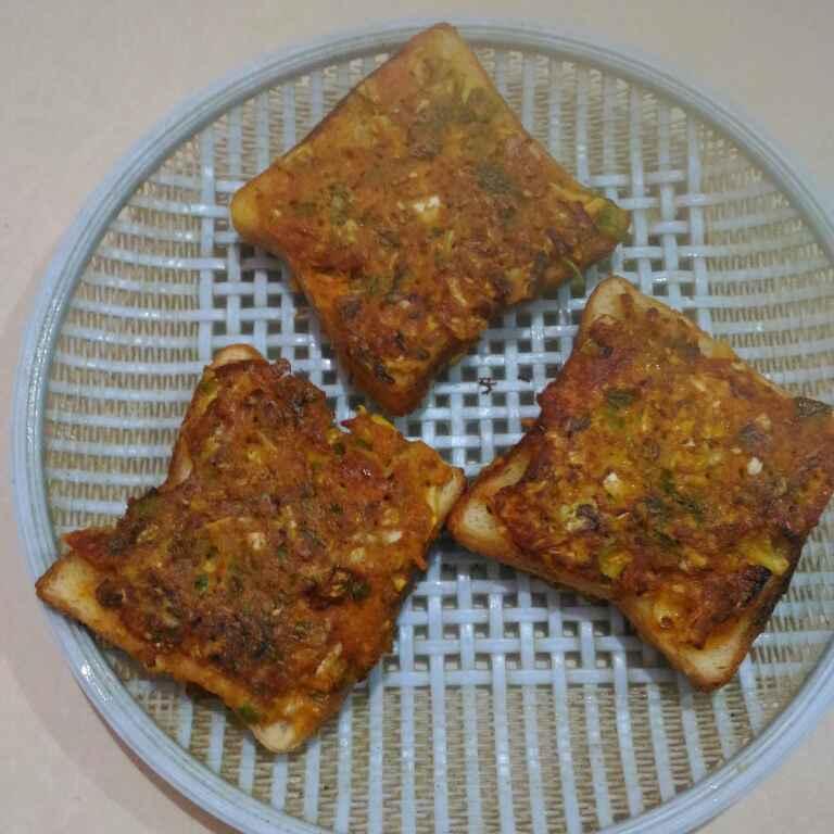 Photo of veg masala bread by supriya padave (krupa rane) at BetterButter