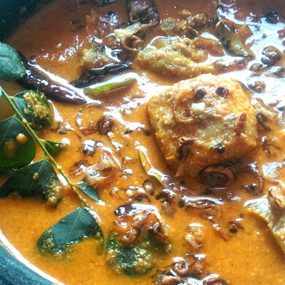 Photo of Kerala Fish Curry by Surabhi Mehrotra at BetterButter