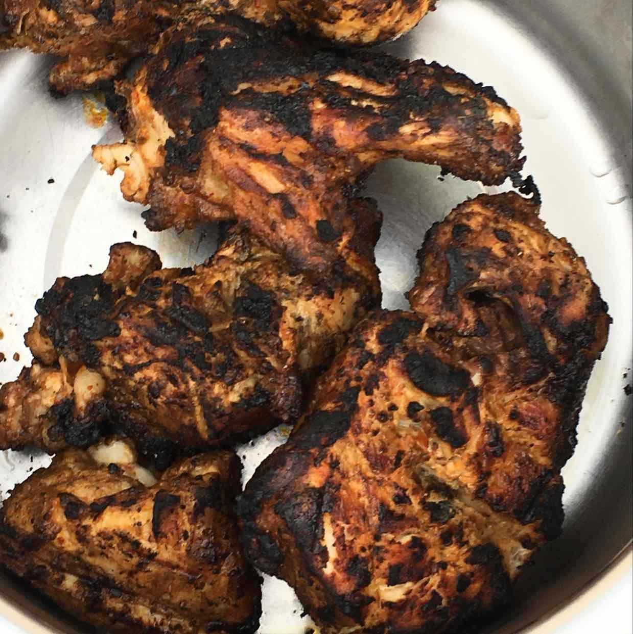 How to make Smokey BBQ chicken