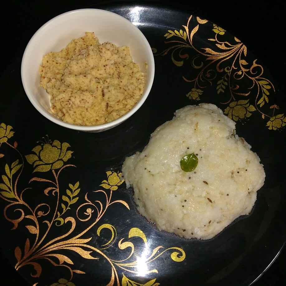 How to make Ulundhu saatham