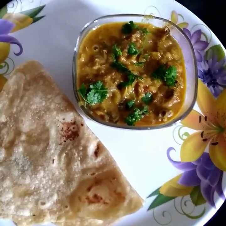 Photo of Mushroom Gravy by Surya Rajan at BetterButter
