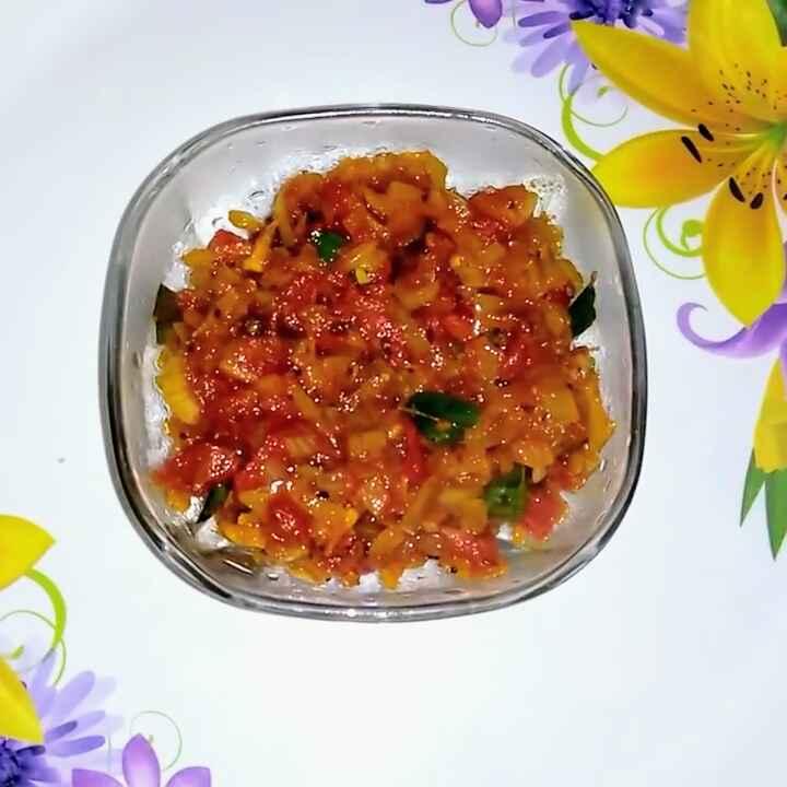Photo of Onion & Tomato Thokku by Surya Rajan at BetterButter
