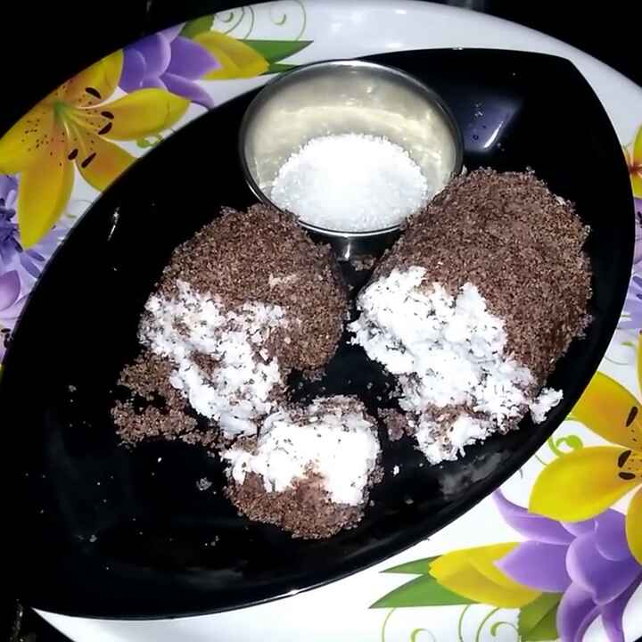Photo of Red rice puttu by Surya Rajan at BetterButter