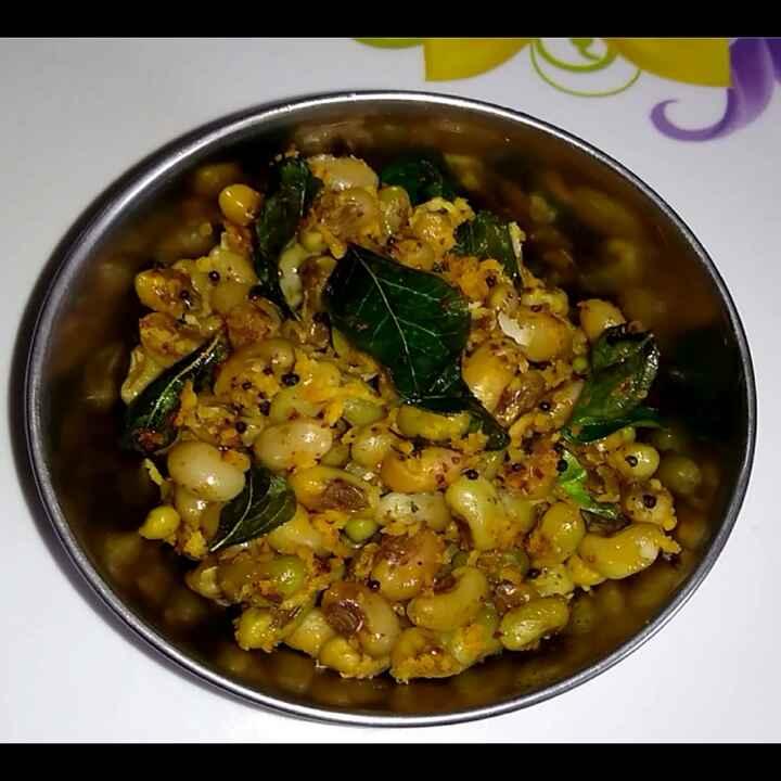 How to make Kidney beans stir fry