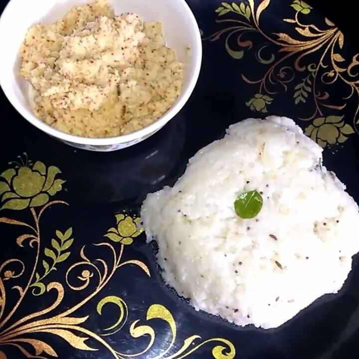 How to make Urad dal rice