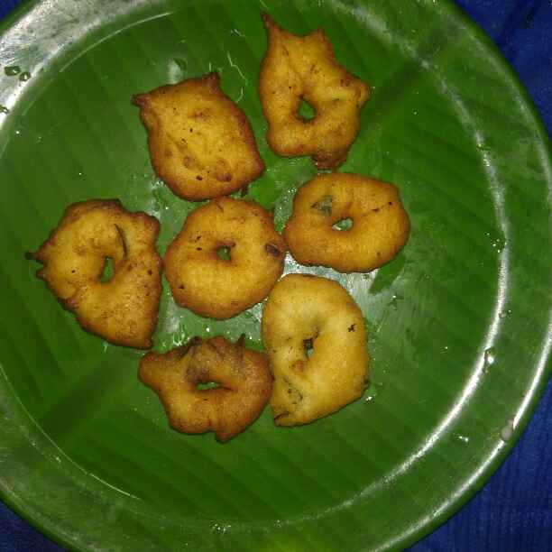 How to make Potato vada