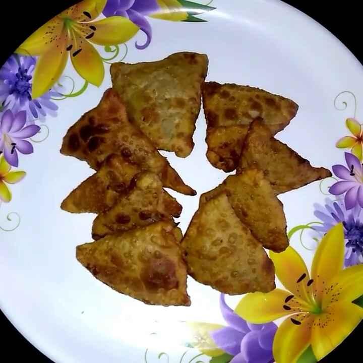 How to make வெஜ் சமோசா