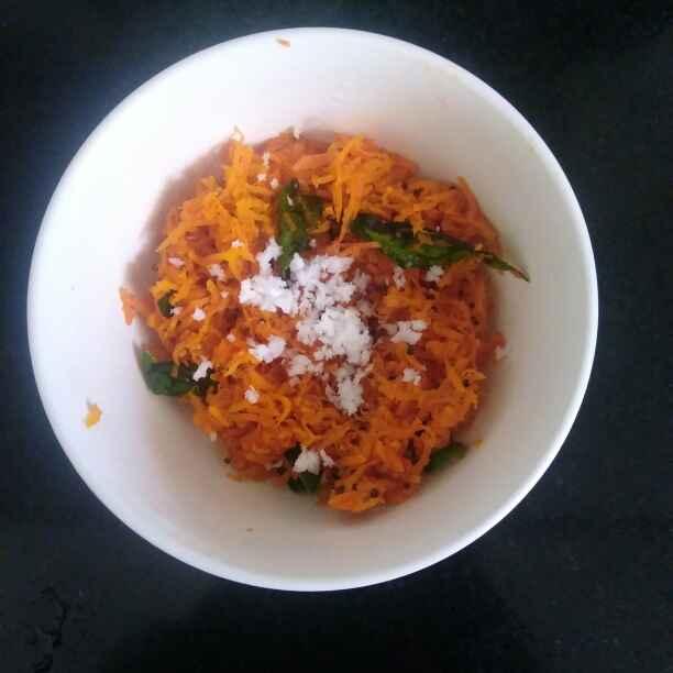Photo of Carrot Poriyal  by Surya Rajan at BetterButter