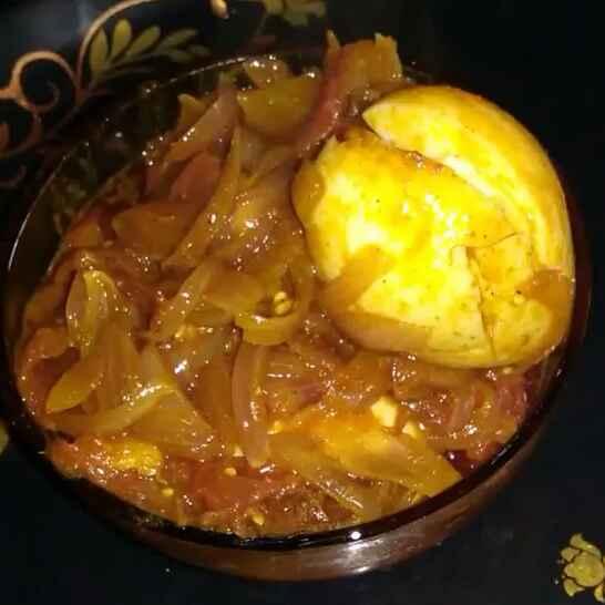 How to make Egg roast