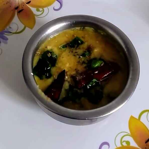 How to make Paruppu koottu