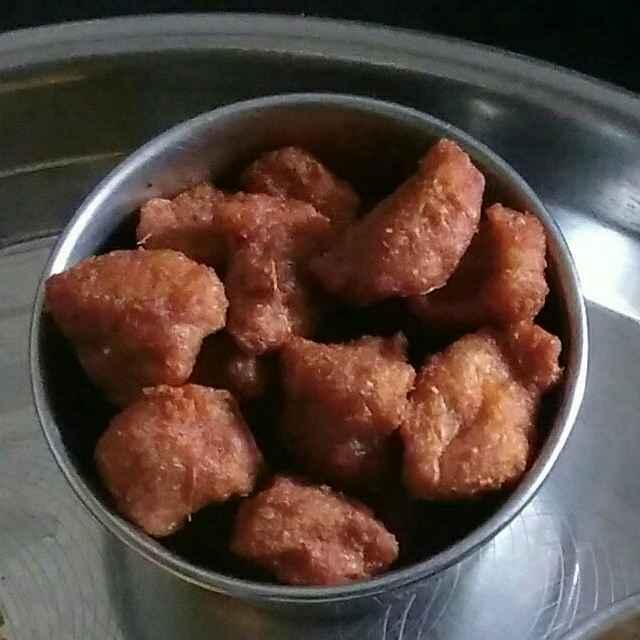Photo of Soya chunks fry by Surya Rajan at BetterButter
