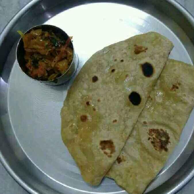 Photo of Chapati onion masal by Surya Rajan at BetterButter