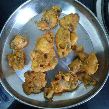 Photo of Mushroom bajji by Surya Rajan at BetterButter