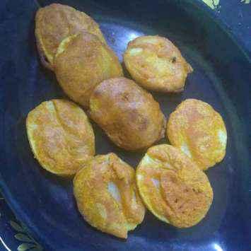 Photo of Potato bajji by Surya Rajan at BetterButter