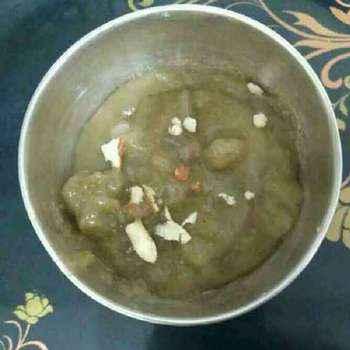 How to make Finger millet halwa