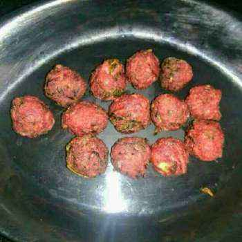 How to make Veg balls