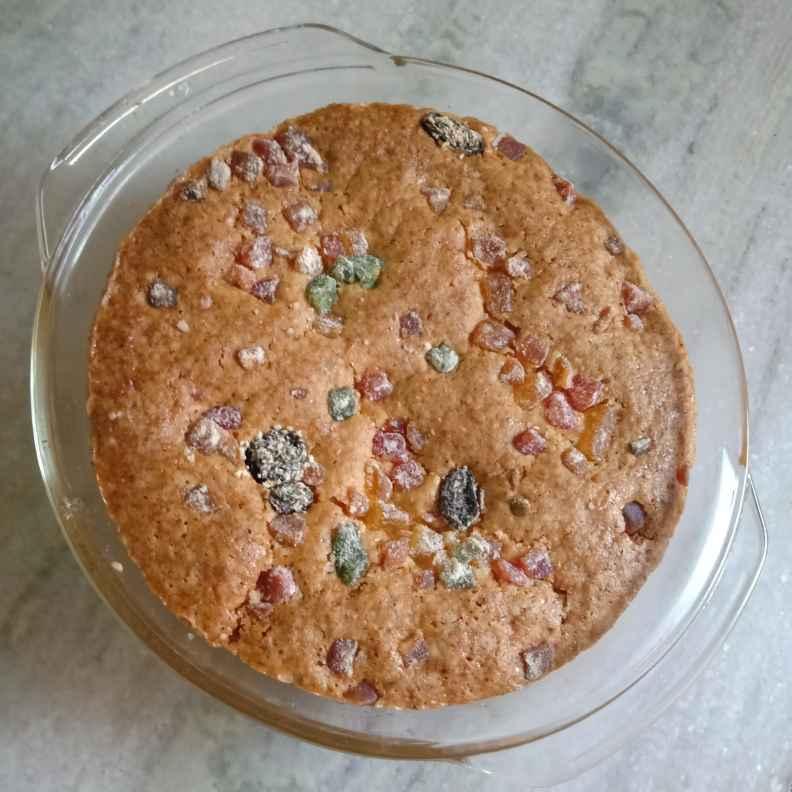 Photo of Tutti fruity cake by Surya Rajan at BetterButter
