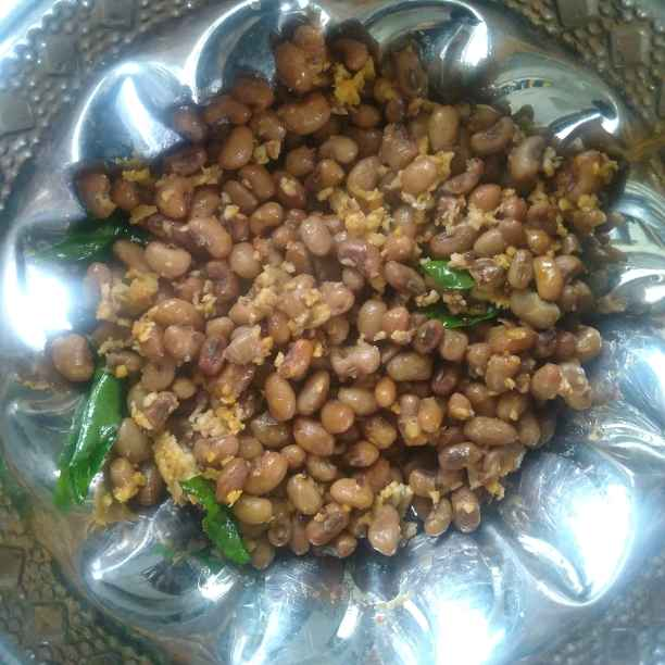 Photo of Cowpeas sundal by Surya Rajan at BetterButter