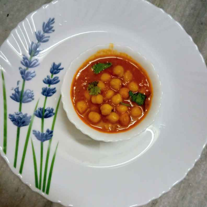 Photo of No onion no garlic channa masala by Surya Rajan at BetterButter