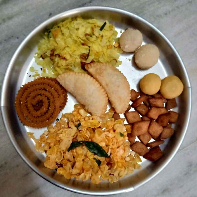 Photo of Diwali special sweets recipe by Surya Rajan at BetterButter