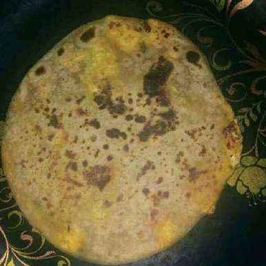 How to make Paneer paratha