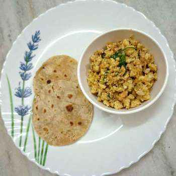 Photo of Cauliflower paratha by Surya Rajan at BetterButter