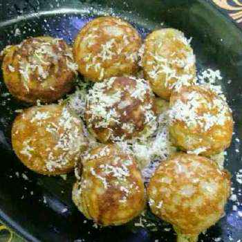 How to make Pearl millet appe (sweet)