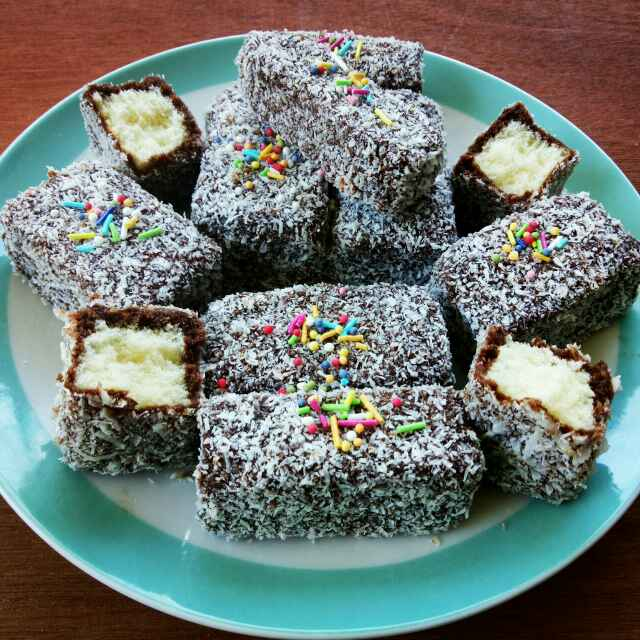 Photo of Lamington by Sushama Samanta at BetterButter