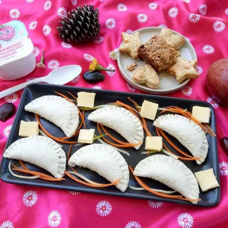 Photo of Pitha  Sandwich by Sushama Samanta at BetterButter