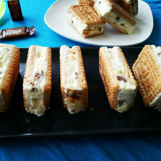 Photo of Ice Cream Sandwich by Sushama Samanta at BetterButter