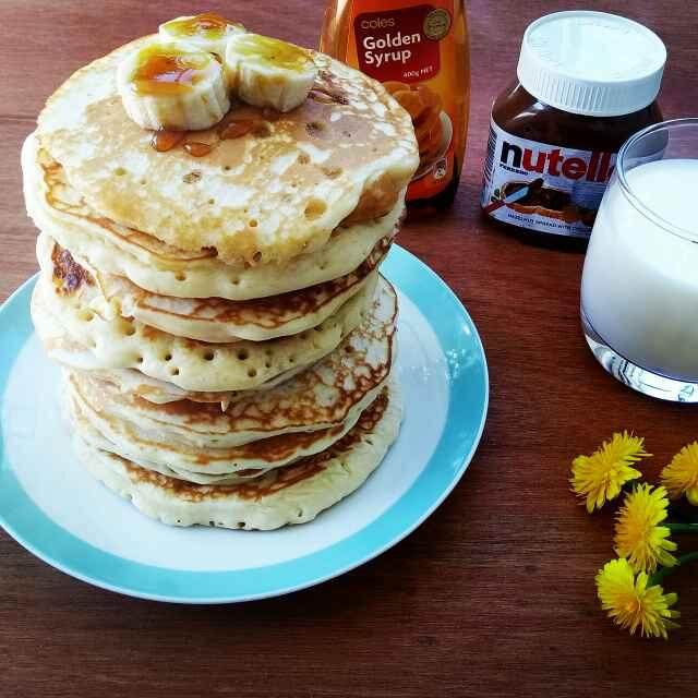 How to make Pancake