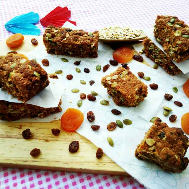 How to make Energy Bars