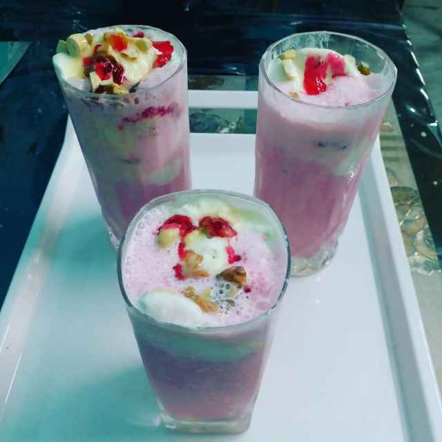How to make Eid Special Roohani Dhoodh