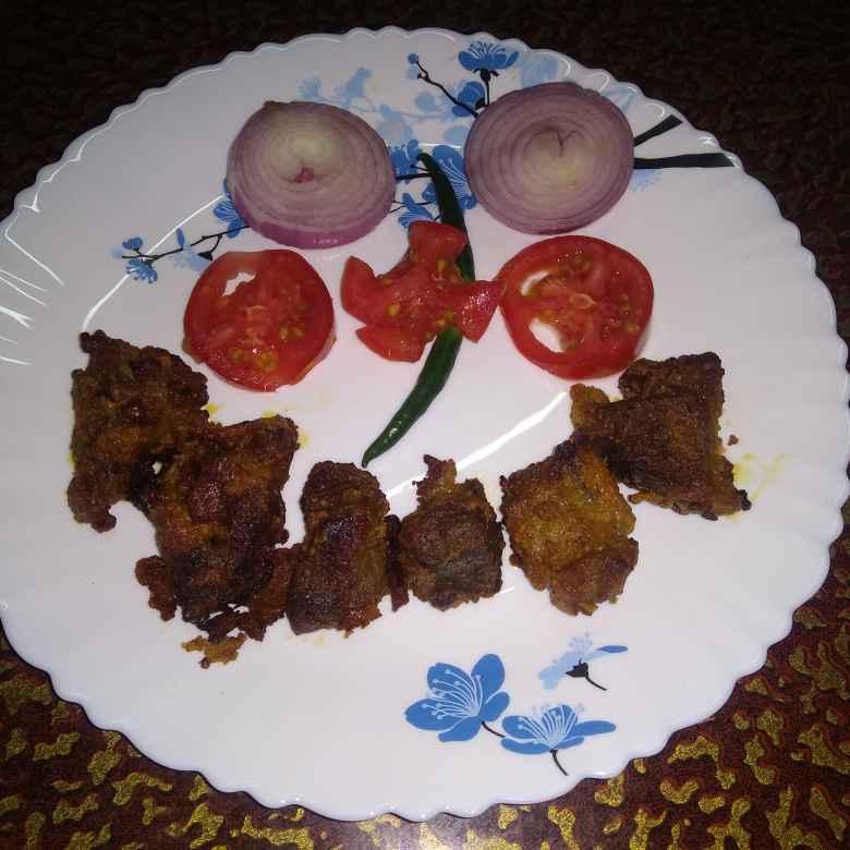 Photo of Matan reshmi kabab by Sushmita Chakraborty at BetterButter