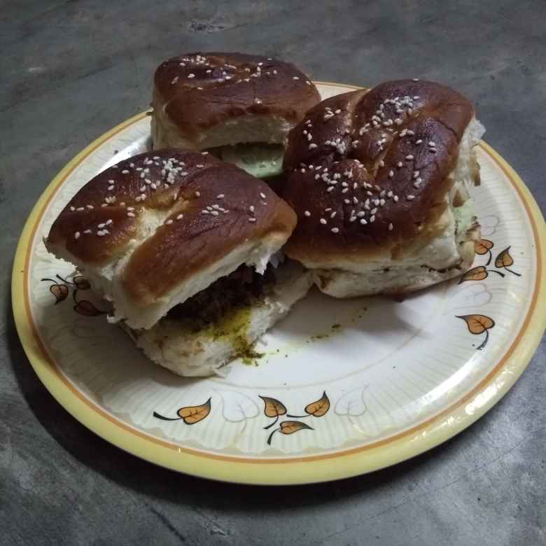 How to make চিকেন বার্গার