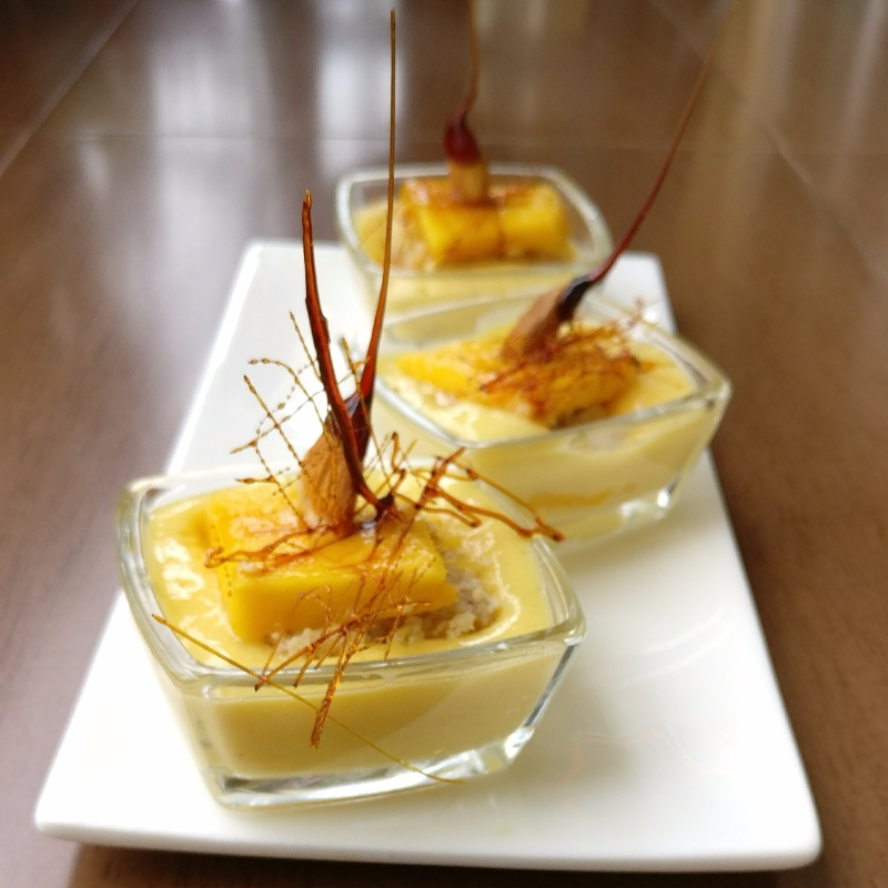 Photo of Floating  Mango  Sandwich by Sushree Satapathy at BetterButter