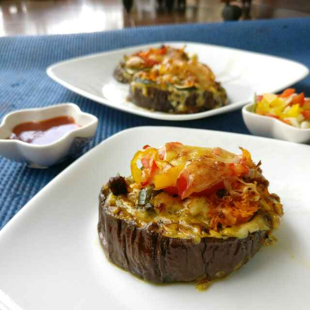 How to make Tango Tangier Aubergine