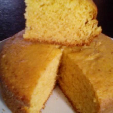How to make Cornmeal cake