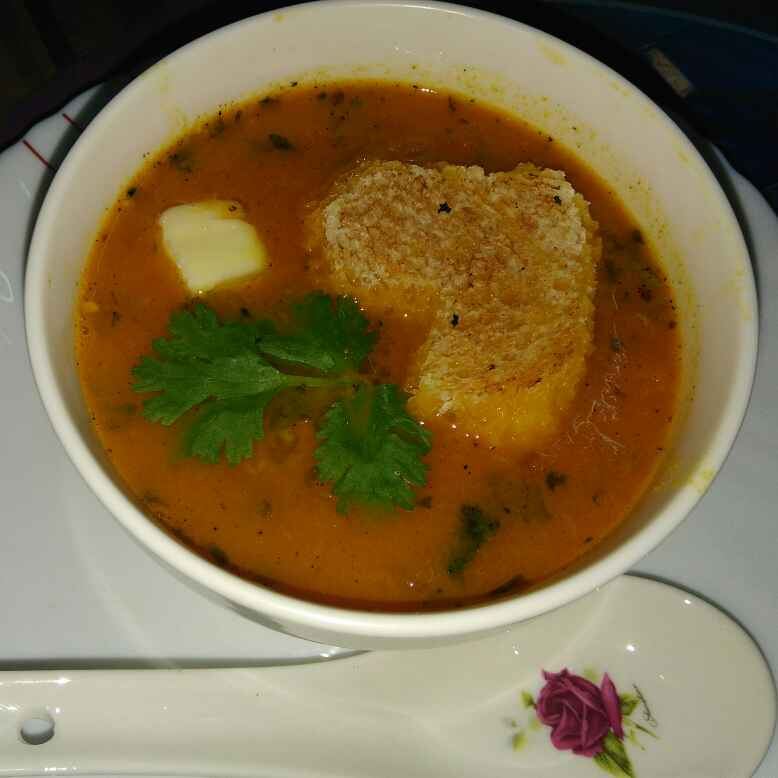 Photo of Tomato soup by Susmita Mitra at BetterButter