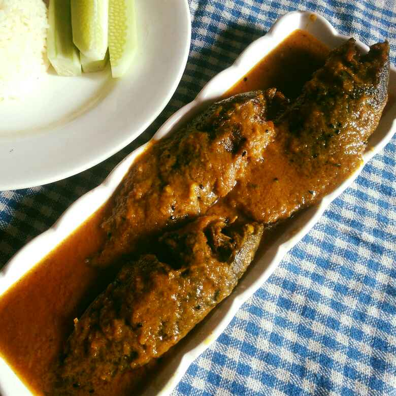How to make Climbing Perch Fish In Traditional Mustard Oil Gravy