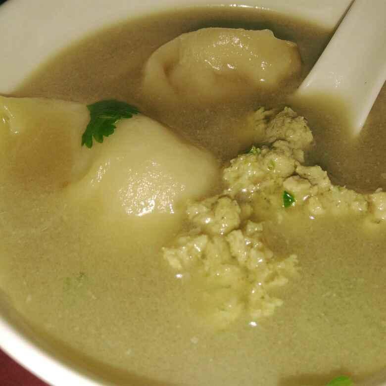 Photo of Chicken dumpling soup by Susmita Mitra at BetterButter