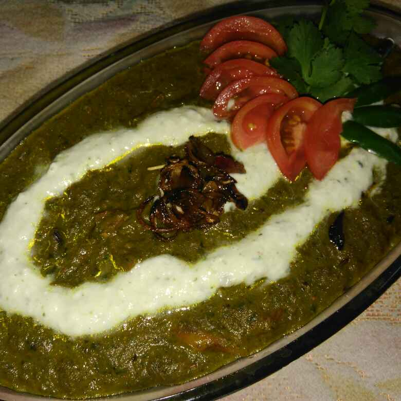 How to make Sarson da saag